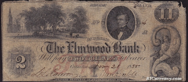Elmwood Bank $2