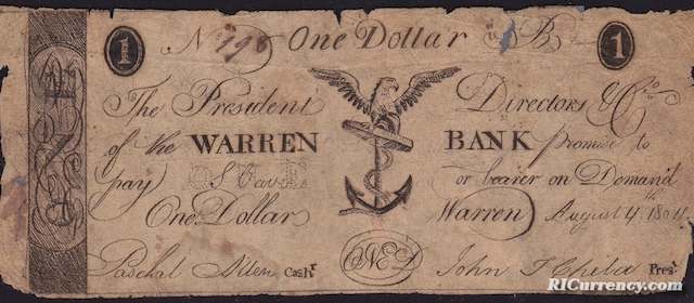 Warren Bank $1