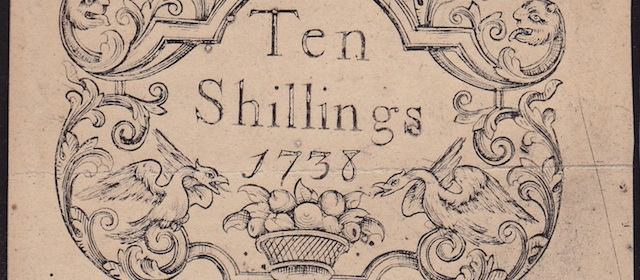Ten Shillings