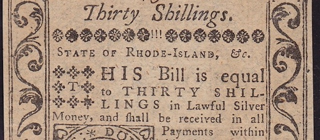 Thirty Shillings