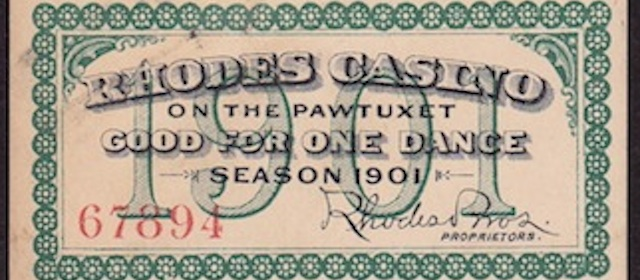 Rhodes on the Pawtuxet Dance Tickets