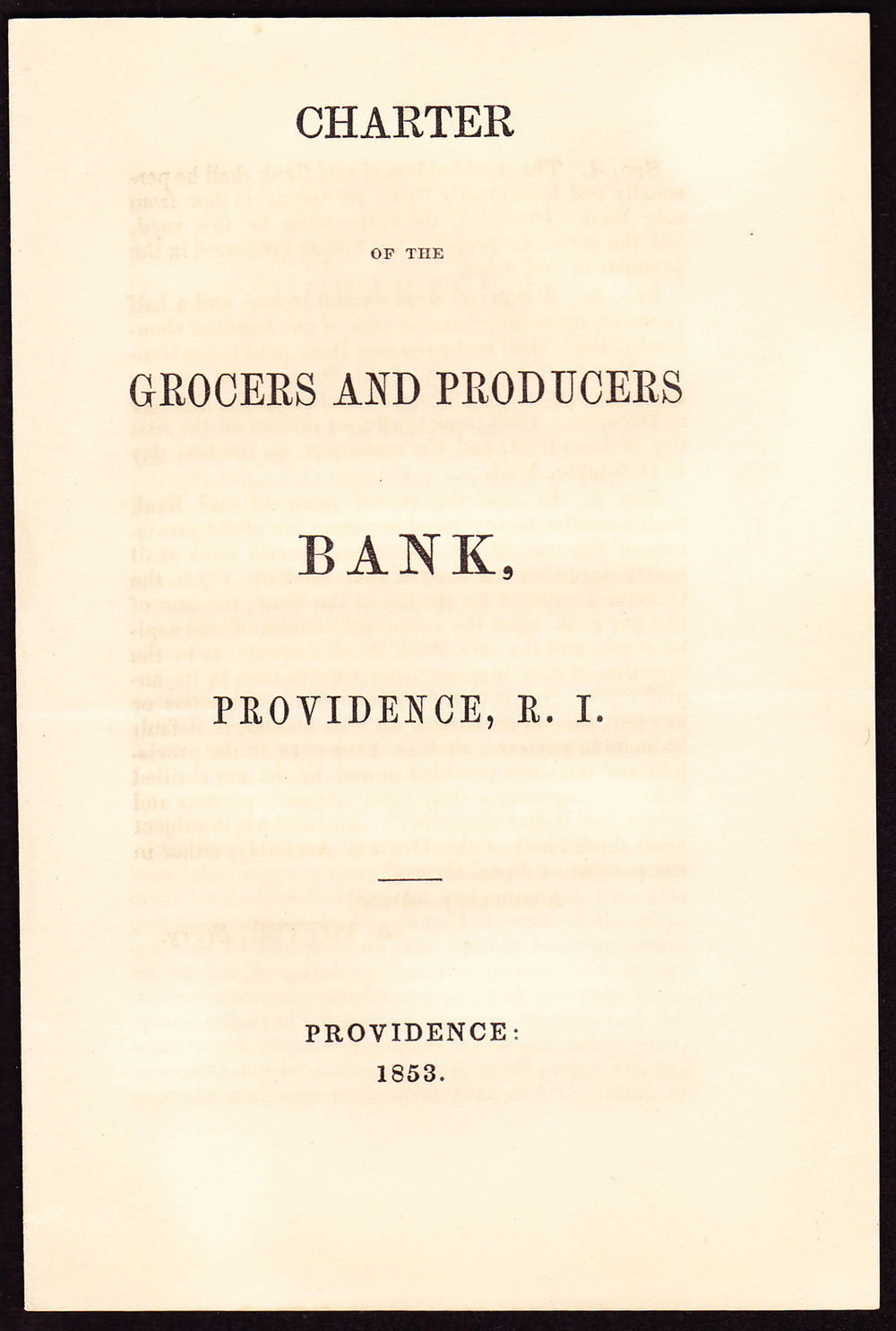 grocers producers bank