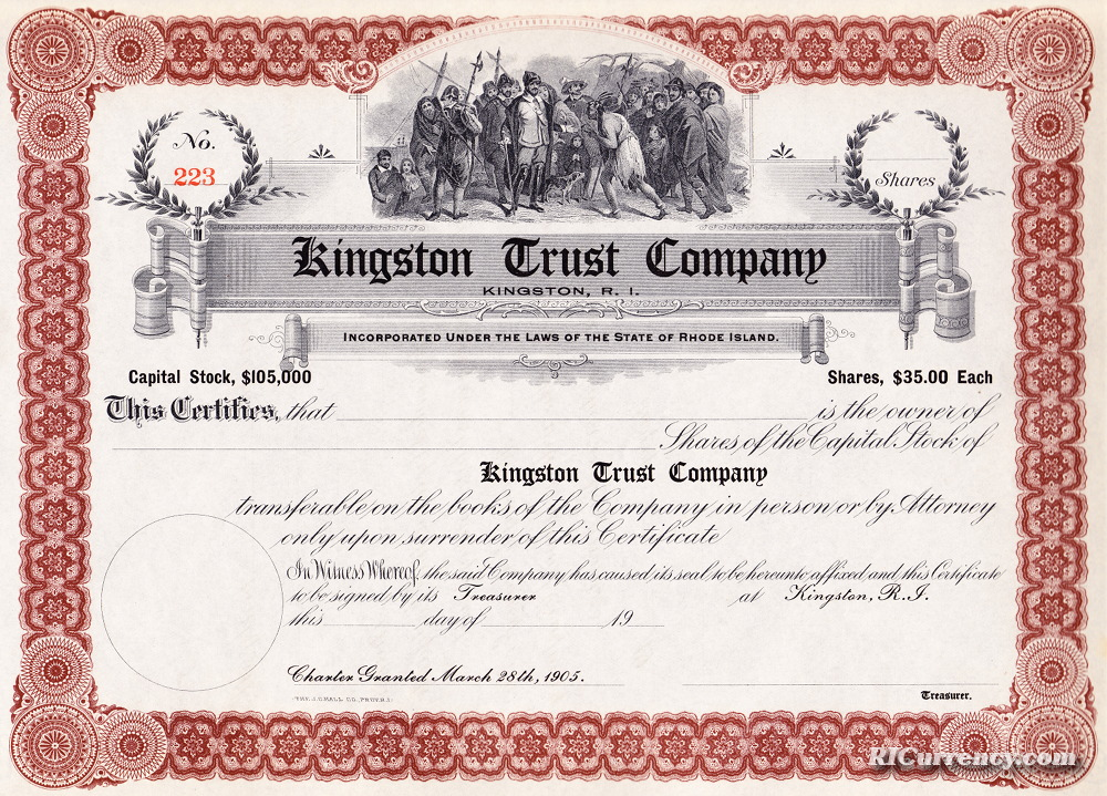 Kingston Trust