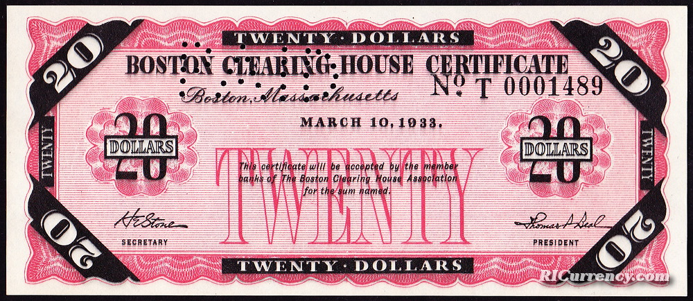Boston Clearing House