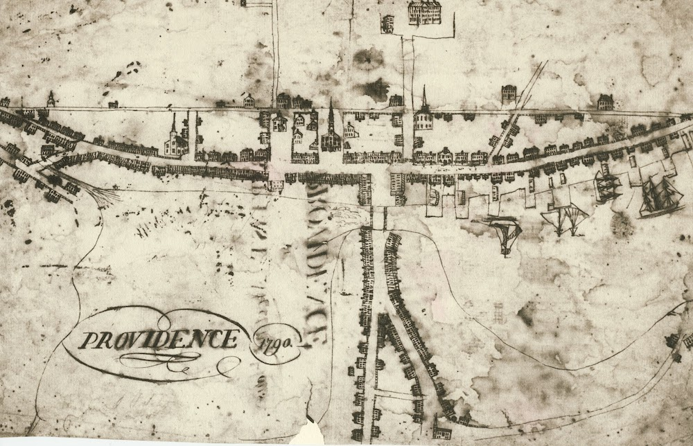 map fitch providence 1790