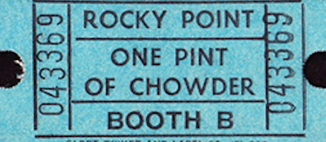 Rocky Point Park Tickets