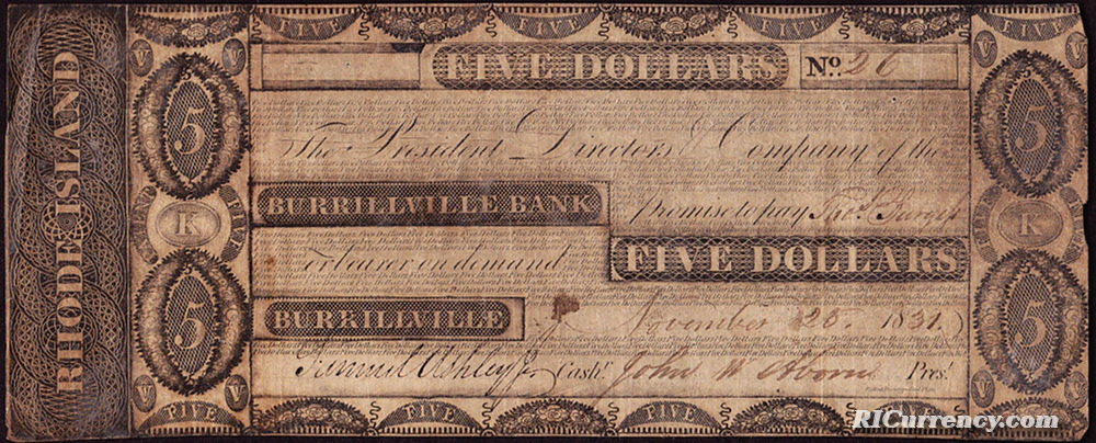 Burrillville Bank