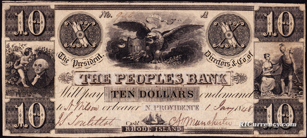 North Providence Bank note