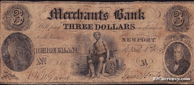 Merchants Bank $3