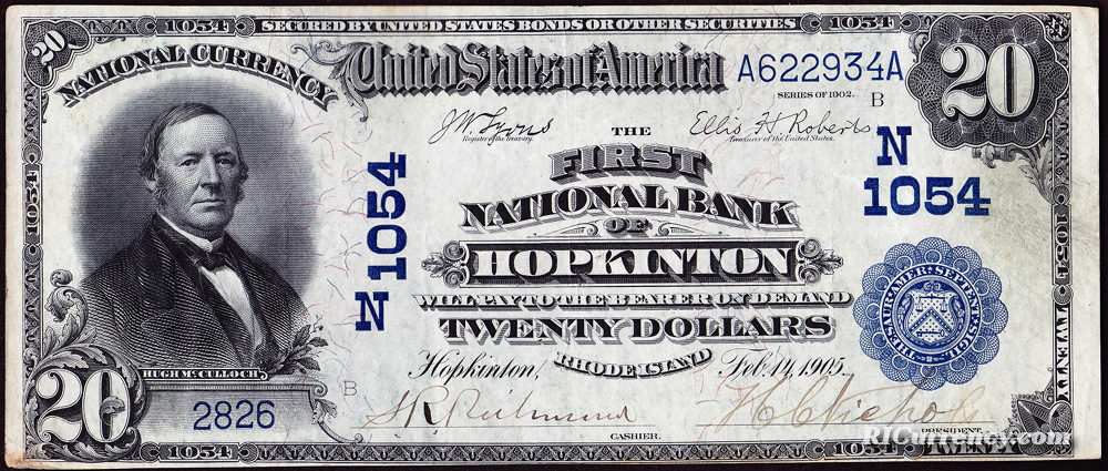 Hopkinton Bank
