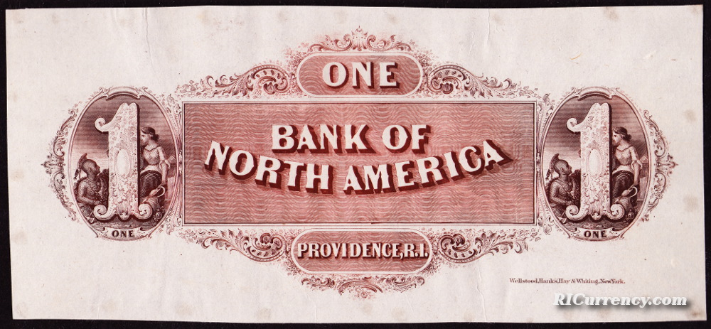 Bank of North America Wellstood