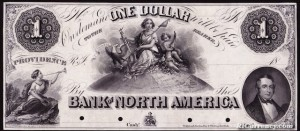Bank of North America Providence