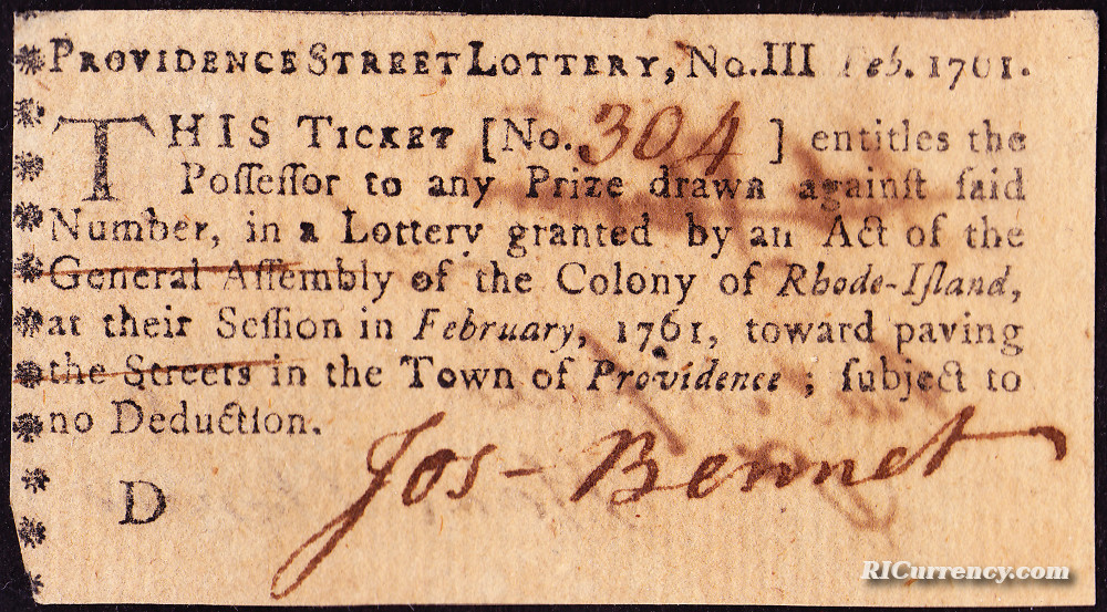 lottery1761