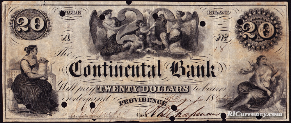 continental bank rhode island