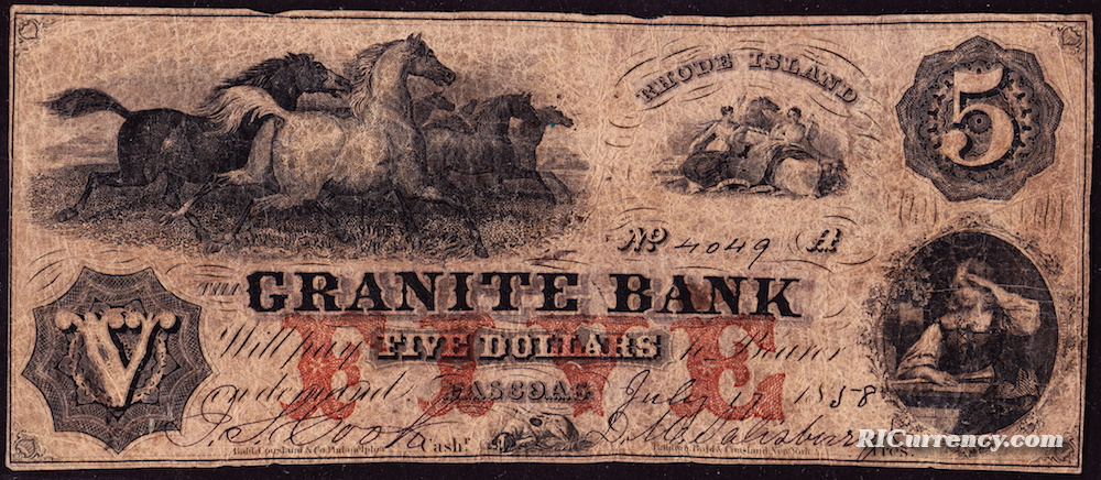 granite bank pascoag
