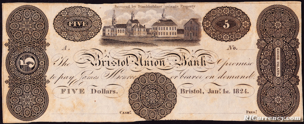 bristol union bank rhode island